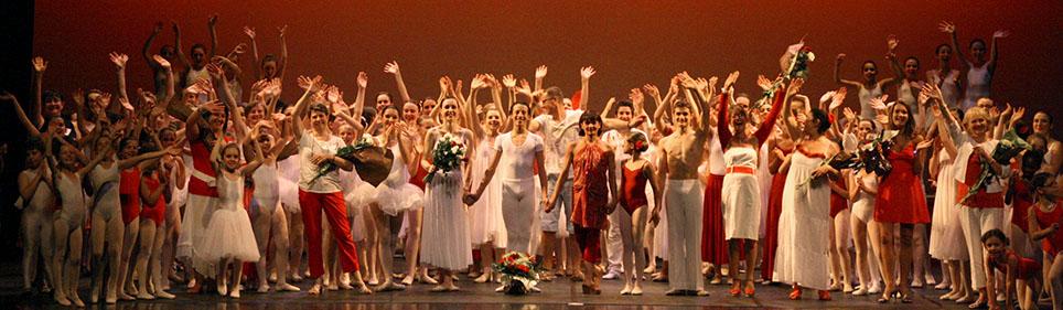 école Révérence Meyzieu gala 2012 final danse classique